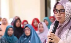 """Permalink to Hj. Sri Dewi Yanti, """"Lingkungan yang Bersih dan Sehat, akan melahirkan generasi yang sehat dan berkwalitas."""""""