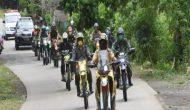 Permalink to Dengan Menggunakan Motor Trail, Bupati Soppeng Pantau Wilayah Perbatasan.