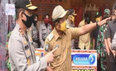 """Permalink to Kunker Kapolda Sulsel,""""Mudik tidak diperbolehkan, kontrol arus masuk dan keluar wilayah Soppeng"""""""