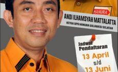 Permalink to DPC PARTAI HANURA MAROS BUKA PENDAFTARAN BACALEG 2019